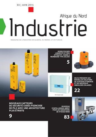 Industrie Afrique du Nord 03