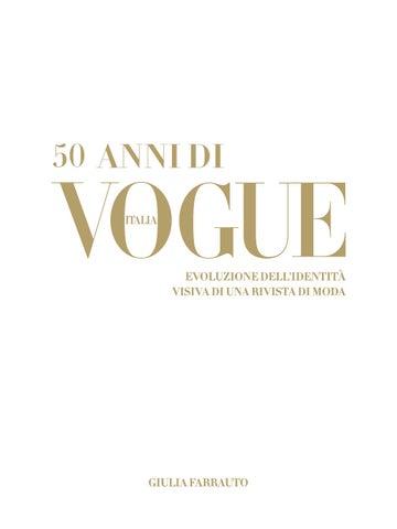 50 anni di Vogue Italia. Evoluzione dell identità visiva di una ... 9c08e3f22b0