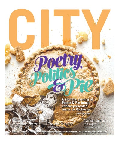 October 12-18, 2016 - CITY Newspaper by Rochester City Newspaper - issuu