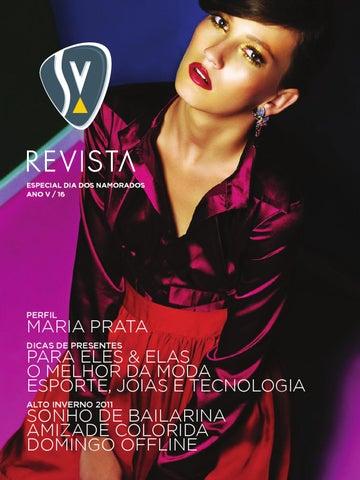 bdf1580b3b SV REVISTA 16 - ESPECIAL DIA DOS NAMORADOS by SV Revista - issuu
