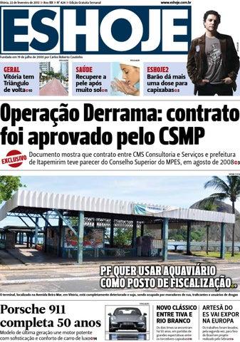 a2ed2bcdd Edicao net 424 by Jornal ESHOJE - issuu