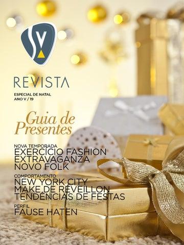 a04418b80 SV REVISTA 19 - ESPECIAL DE NATAL by SV Revista - issuu