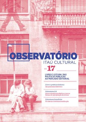 Observatório 17 - Livro e Leituras  Das Políticas Públicas ao ... 01e942abece94