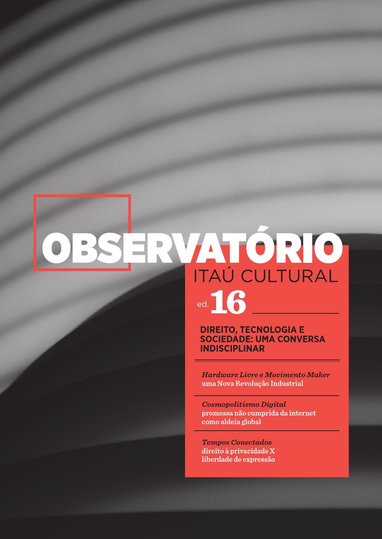 Observatório 16 - Direito c6b6204e8b8