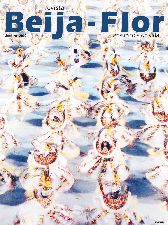 Revista Beija-Flor de Nilópolis - nº 1   Ano 2002 by Widebrasil Comunicação  Integrada - issuu ddda638dded42