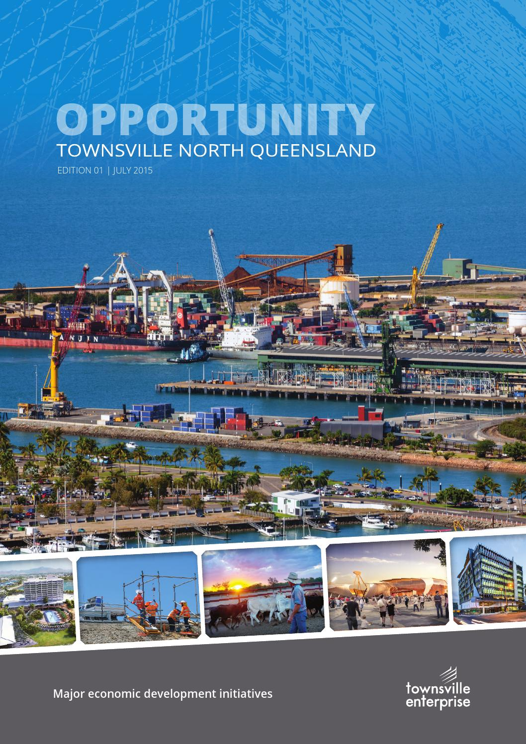 Opportunity Townsville North Queensland – Edition 01 by Townsville ...