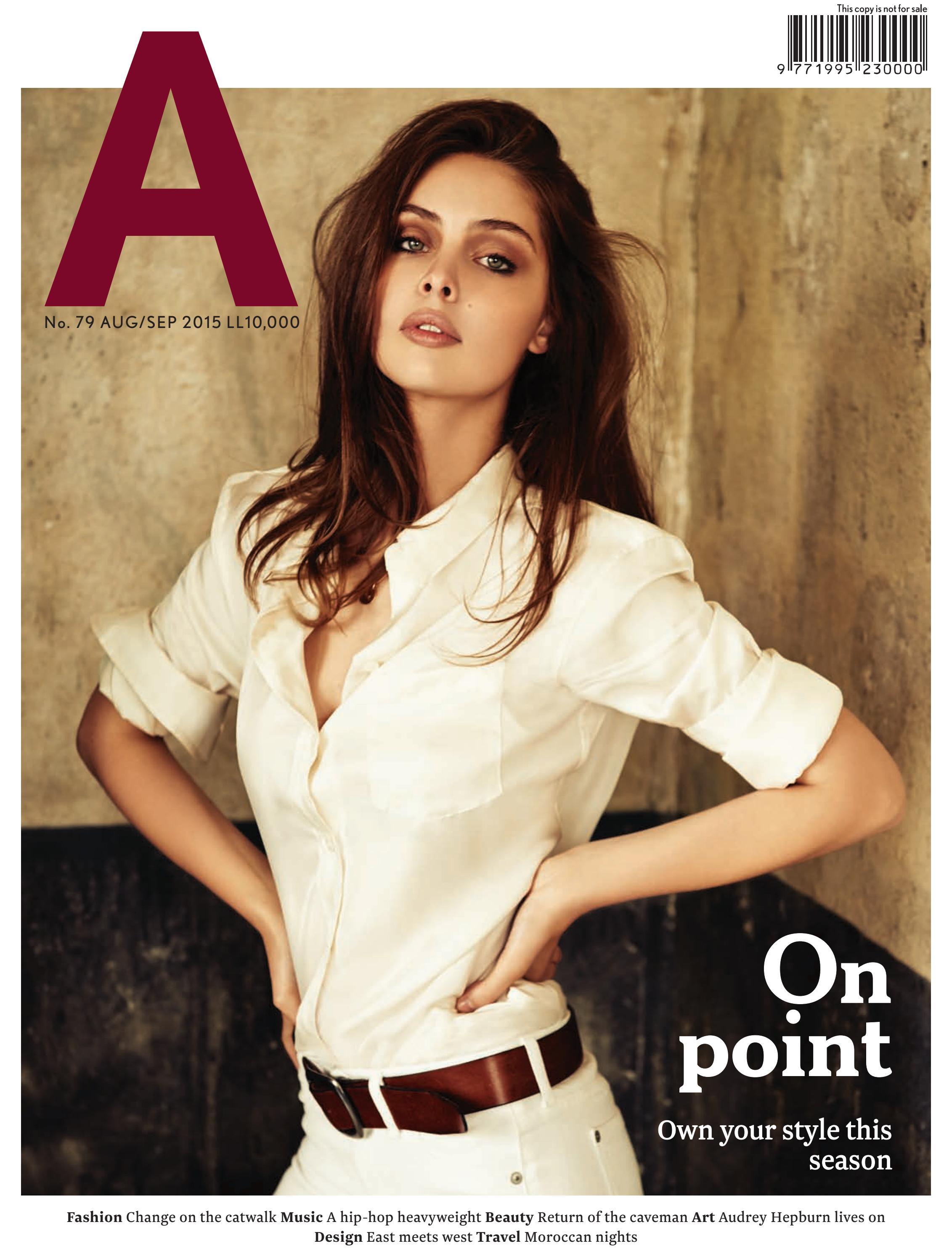 13ffe026c03 A Magazine, Issue 79 by Aïshti - issuu