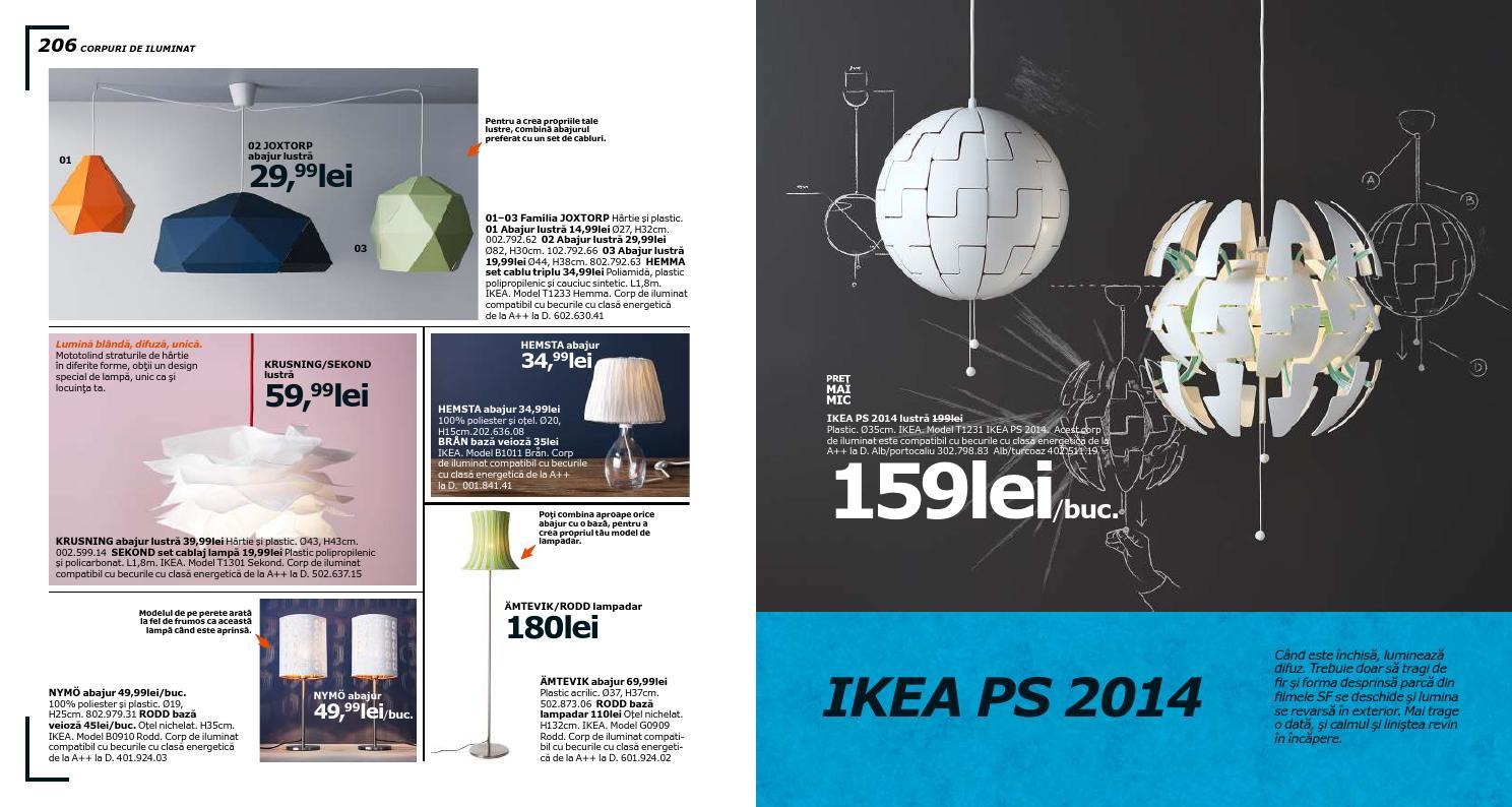 Ikea Catalogue Ro 2016 By Adina Pop Issuu