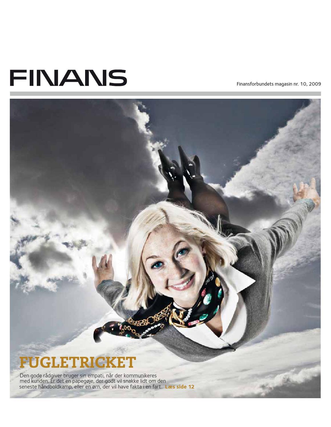 ed185f50feb Magasinet Finans nr. 10/2009 by Finansforbundet - issuu