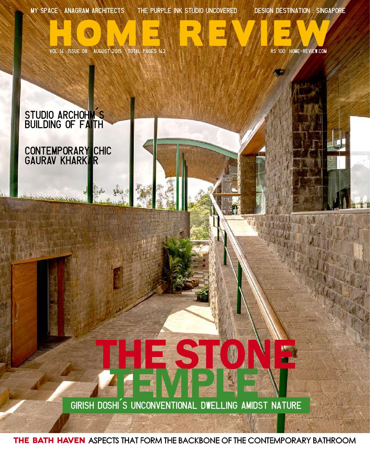 home review august 2015 by home review issuu