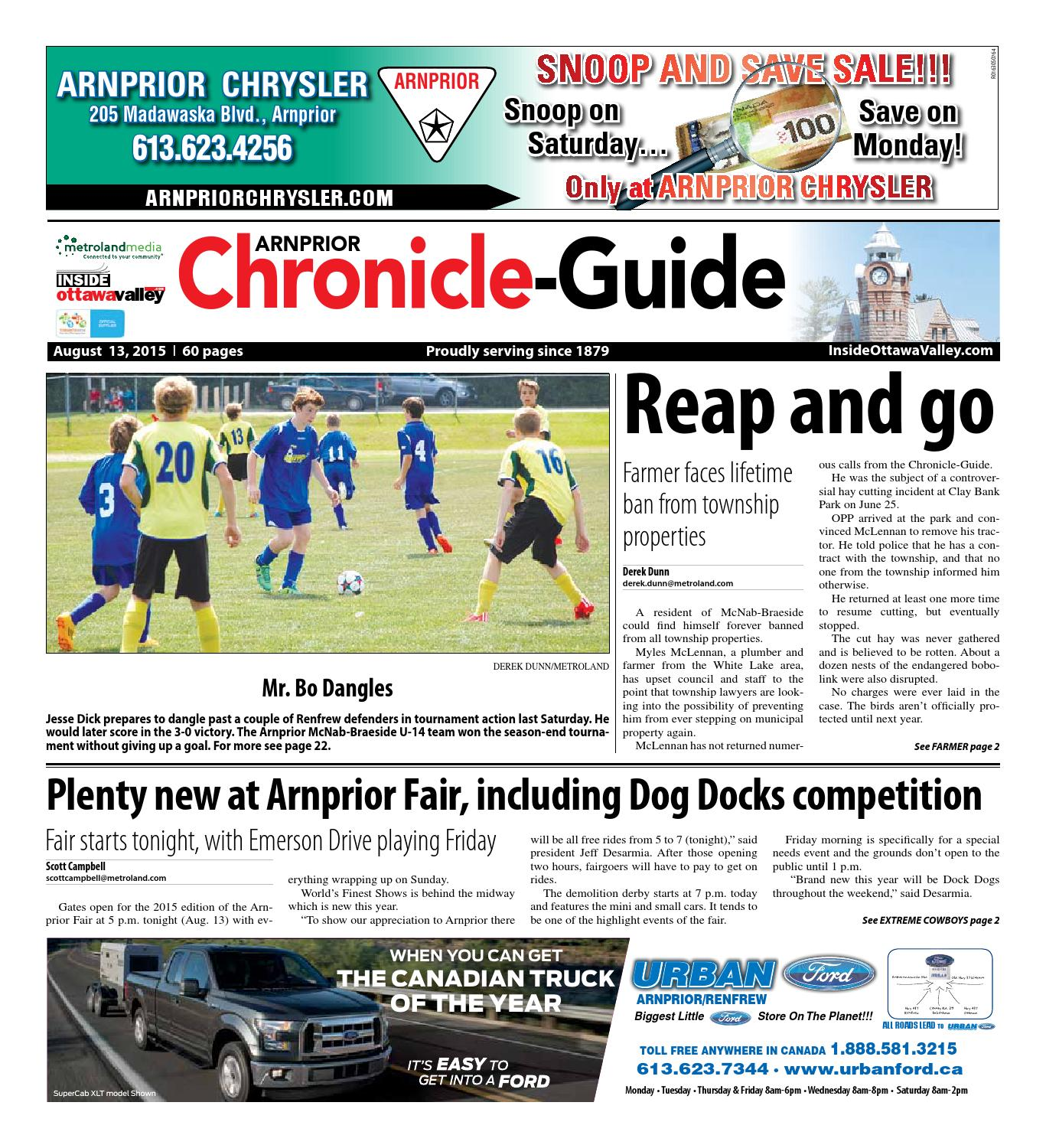 Arnprior081315 by metroland east arnprior chronicle guide issuu fandeluxe Images
