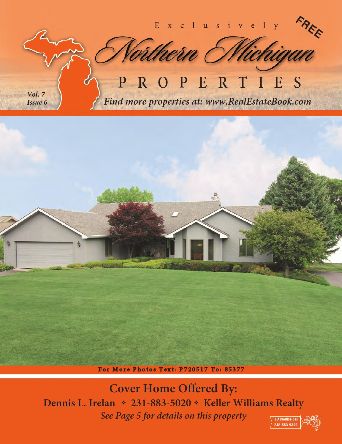 northern michigan properties vol 7 iss 6 by the real estate book rh issuu com