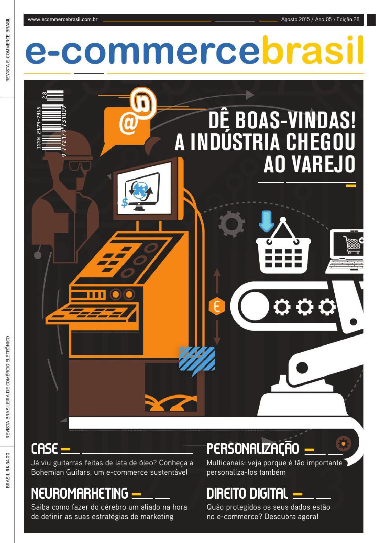 3e28f7c74fe Revista E-Commerce Brasil - A indústria chegou ao varejo by E-Commerce  Brasil - issuu