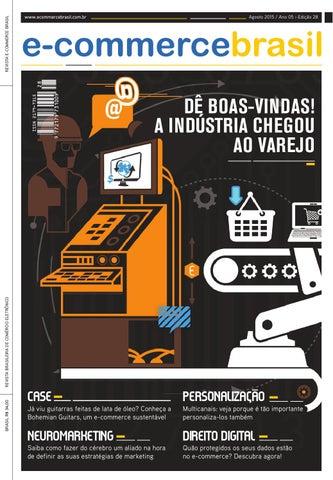 1965bf24565e98 Revista E-Commerce Brasil - A indústria chegou ao varejo by E ...