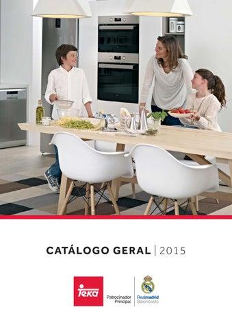 cat logo teka 2015 by teka portugal issuu. Black Bedroom Furniture Sets. Home Design Ideas