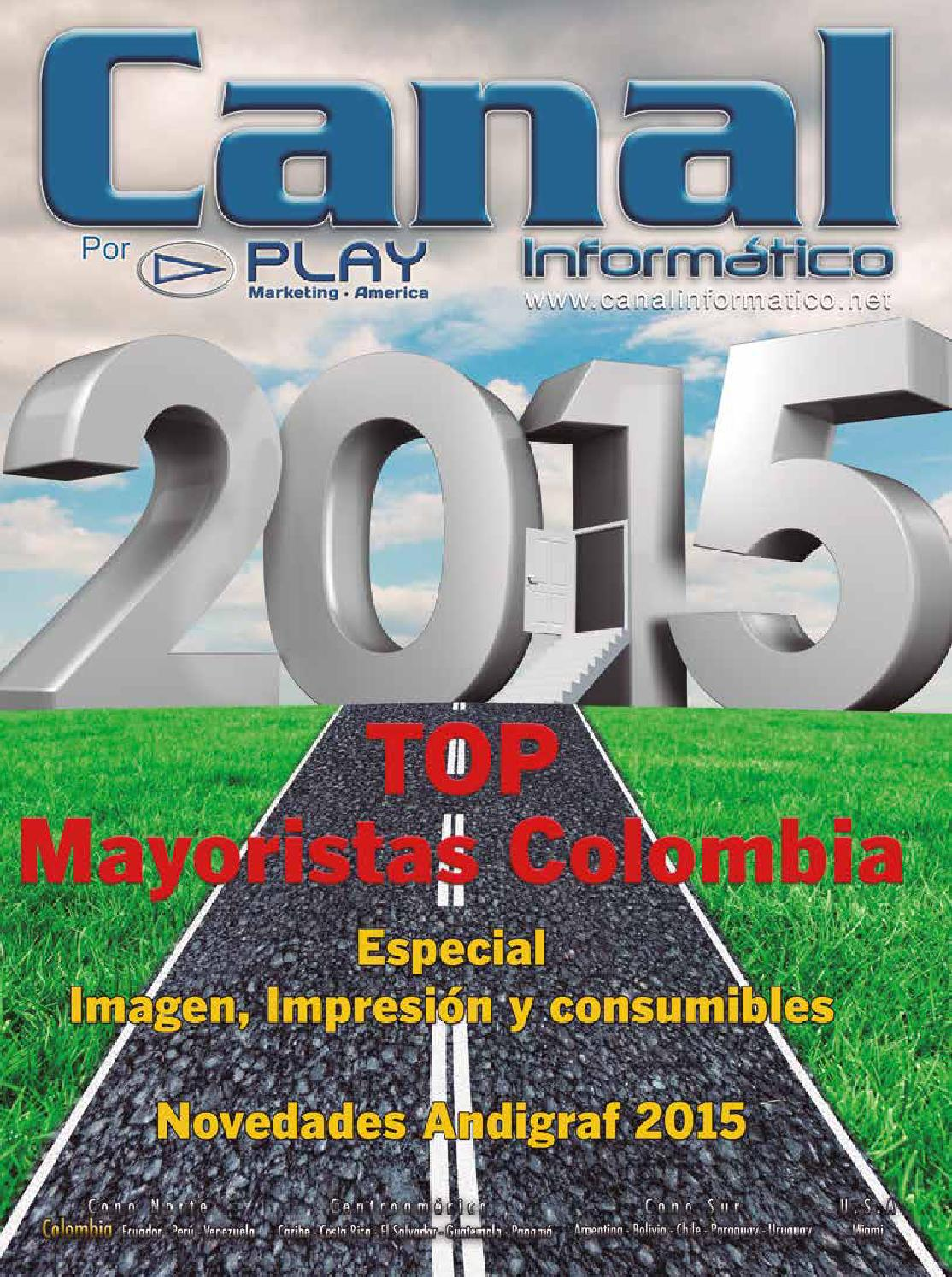 Canal 106 by Play Marketing S.A. - issuu