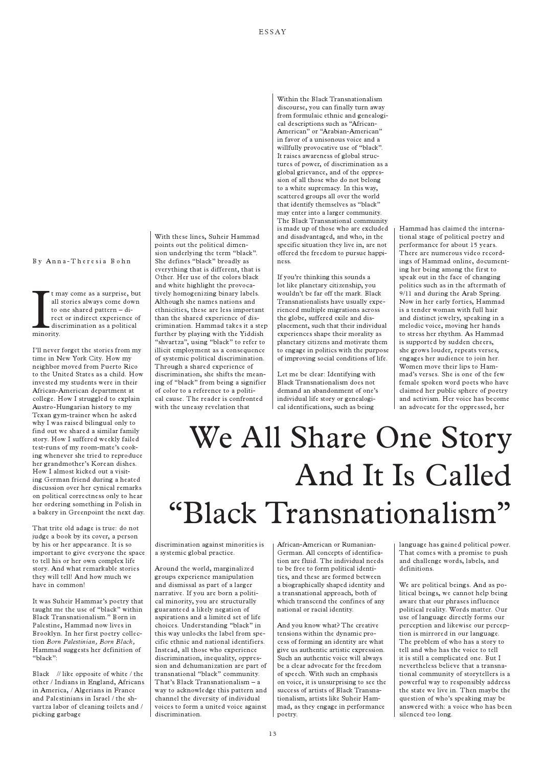 a maze magazine no   edition black by a maze   issuu