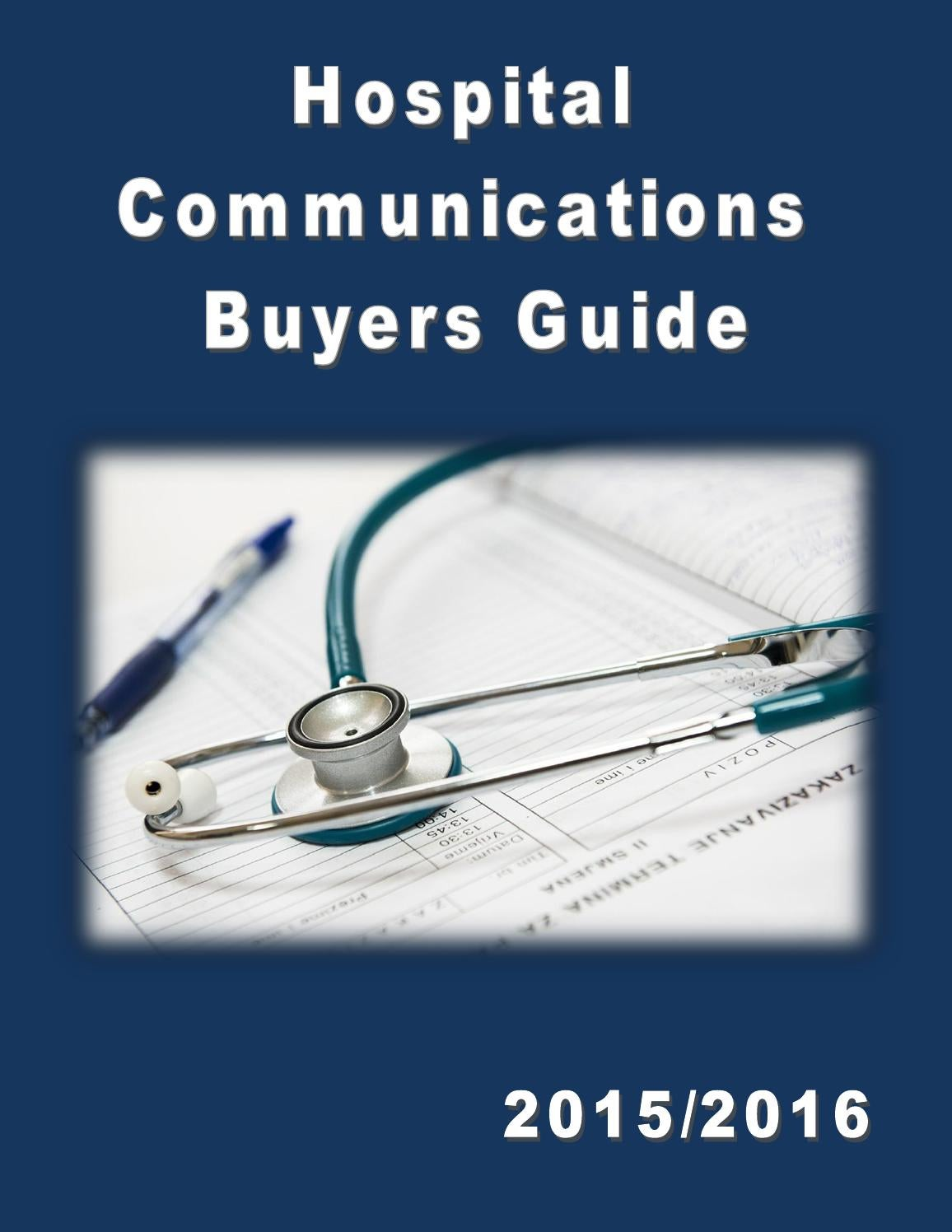 Surprising Hospital Communications Buyers Guide V I By Federal Buyers Guide Geral Blikvitt Wiring Digital Resources Geralblikvittorg