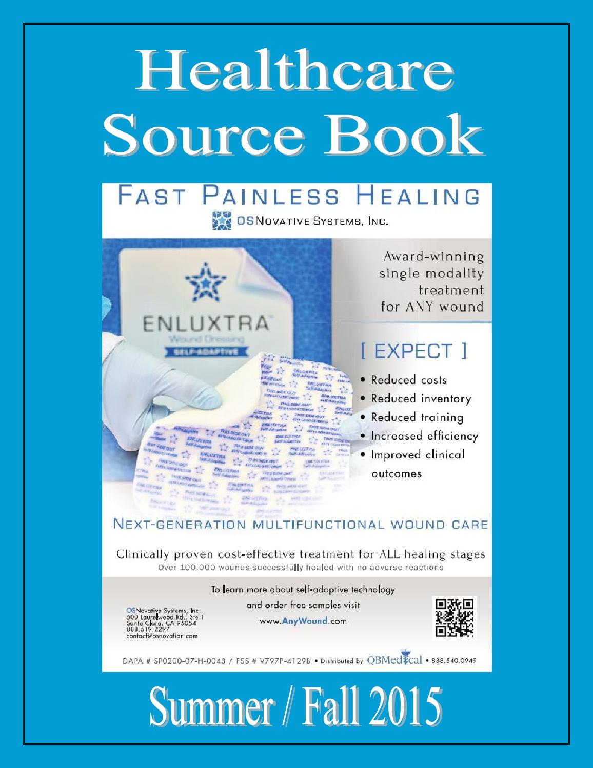 Healthcare Source Book by Federal Buyers Guide, inc  - issuu