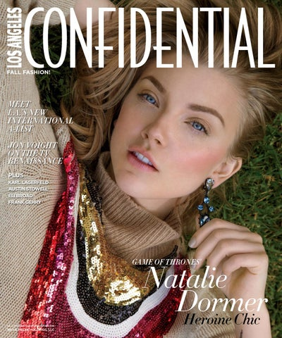 ddf8b7638e1 Los Angeles Confidential - 2015 - Issue 5 - September - Natalie ...