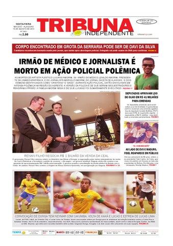 f9dba8f763806 Edição número 2421 - 14 de agosto do 2015 by Tribuna Hoje - issuu