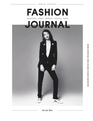3557caec76 Fashion Journal 149 by Furst Media - issuu