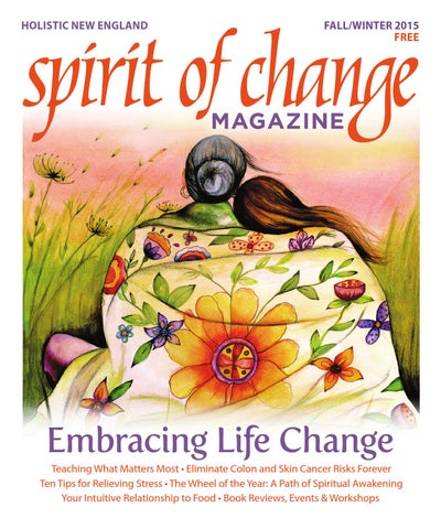 Spirit of change fallwinter 2015 by spirit of change magazine issuu page 1 fandeluxe Image collections