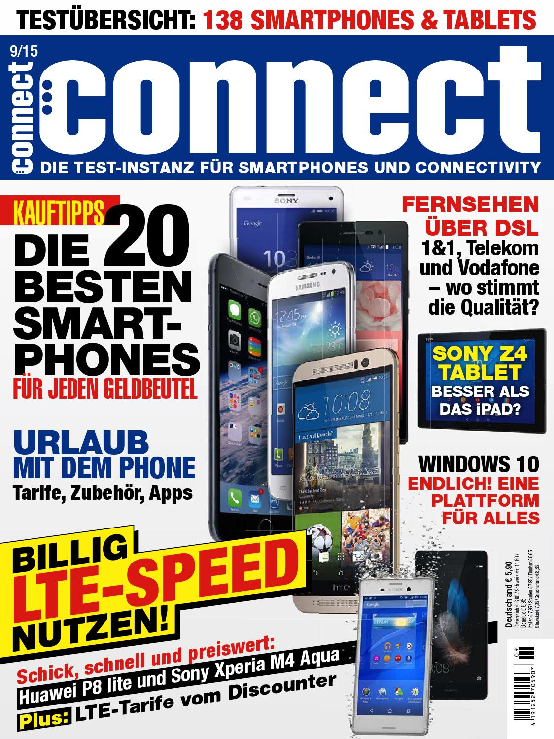 Connect Magazin September 2015 By Bruce Issuu