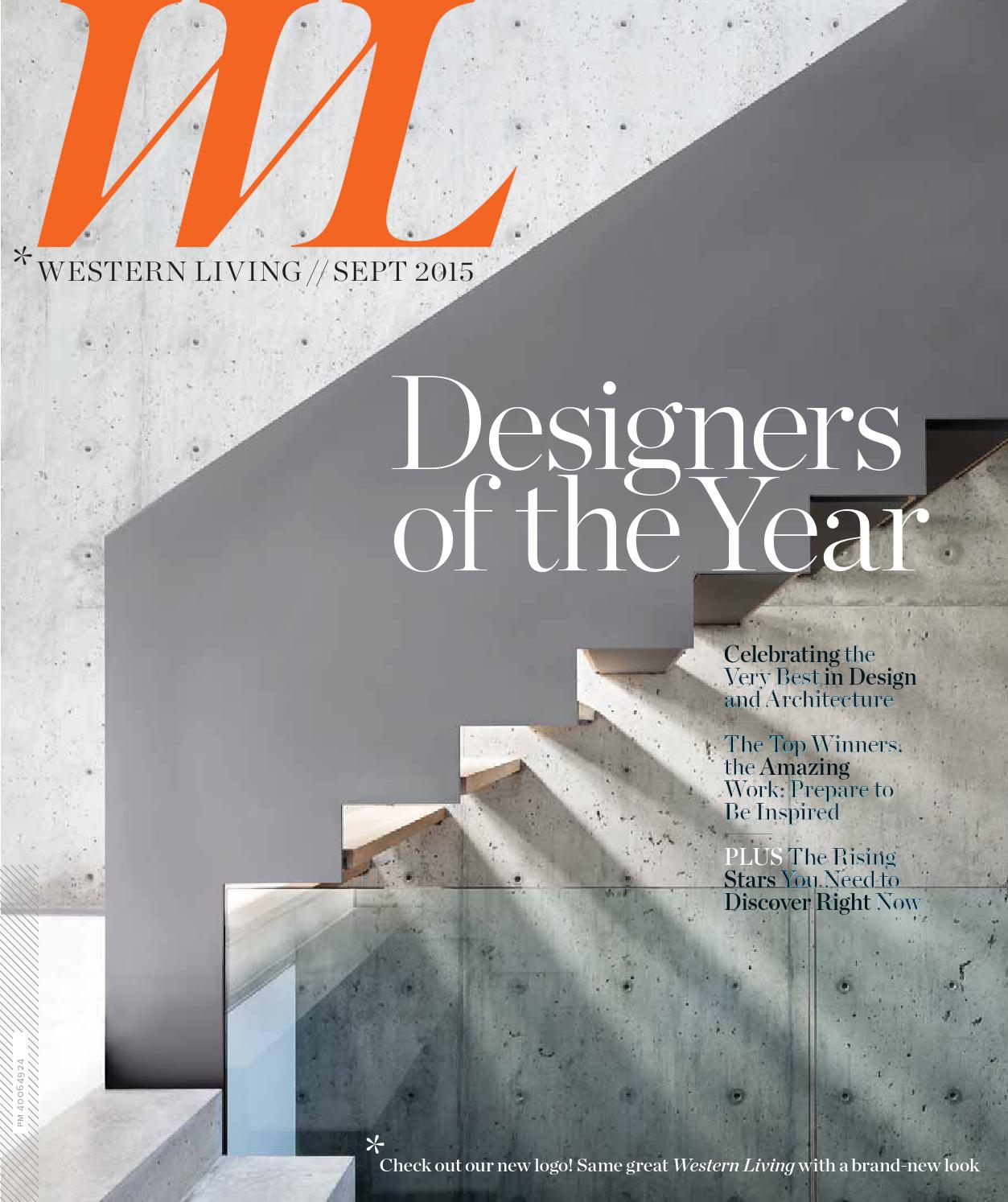 Western Living BC September2015 by