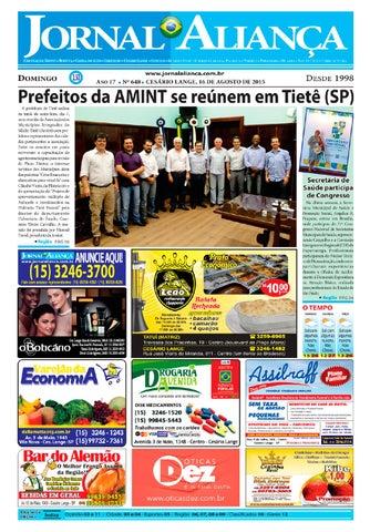 ff6b7bd709 Edição - 648 by Jornal Aliança - issuu