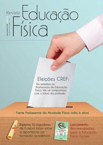 Revista Educação Física by CONFEF - Conselho Federal de Educação ... 7ccbb3f1b4ac2