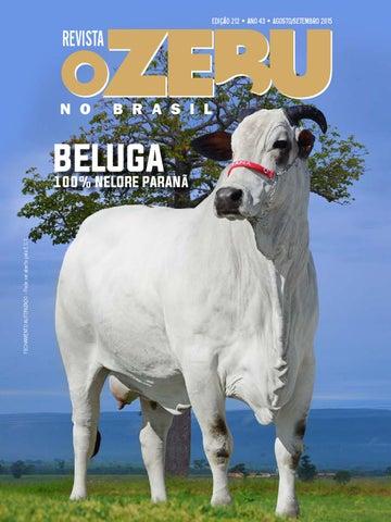 Revista O Zebu no Brasil - Edição 212 by Revista O Zebu no Brasil ... 75674057653