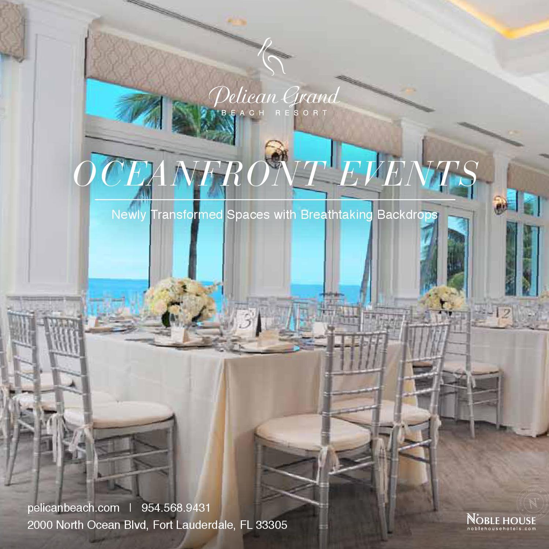 Pelican Grand Beach Resort Weddings By Le House Hotels