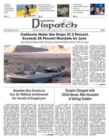 2015 08 17 monday duarte by Beacon Media News - issuu