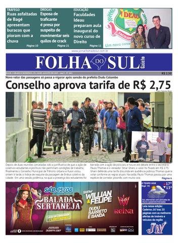 Jornal Folha do Sul 72e495f3e8b53