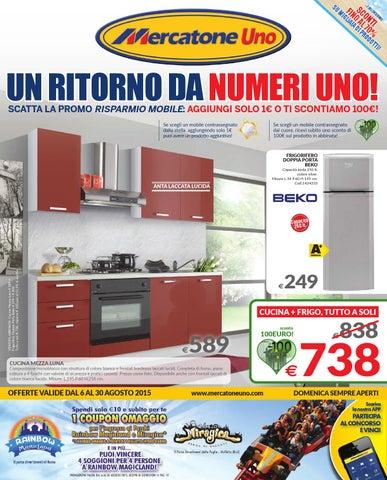Cucine Angolari Mercatone Uno. Arredamento With Mercatone Uno Tavoli ...