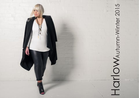 1c2d712d95f Harlow lookbook aw 2015-16 by Plus Size Fashion World - issuu