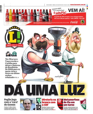 7e931abe89 Jornal o Lance by lotequeiros - issuu