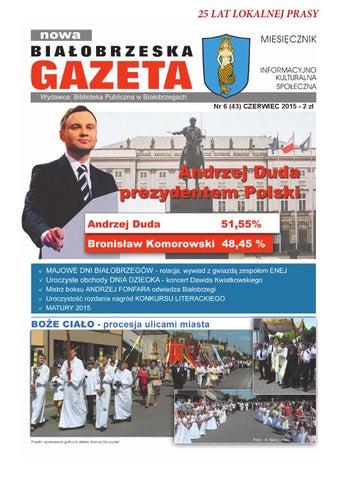 Gazeta Białobrzeska Nr 43 Czerwiec 2015 By Białorzeska Gazeta Issuu