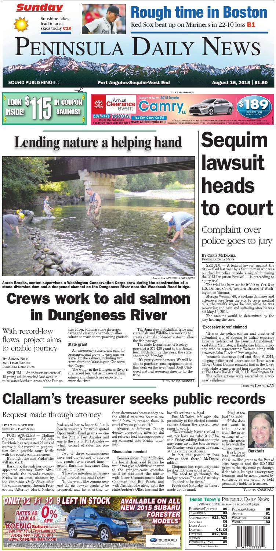 Pdnnc By Peninsula Daily News Sequim Gazette Issuu
