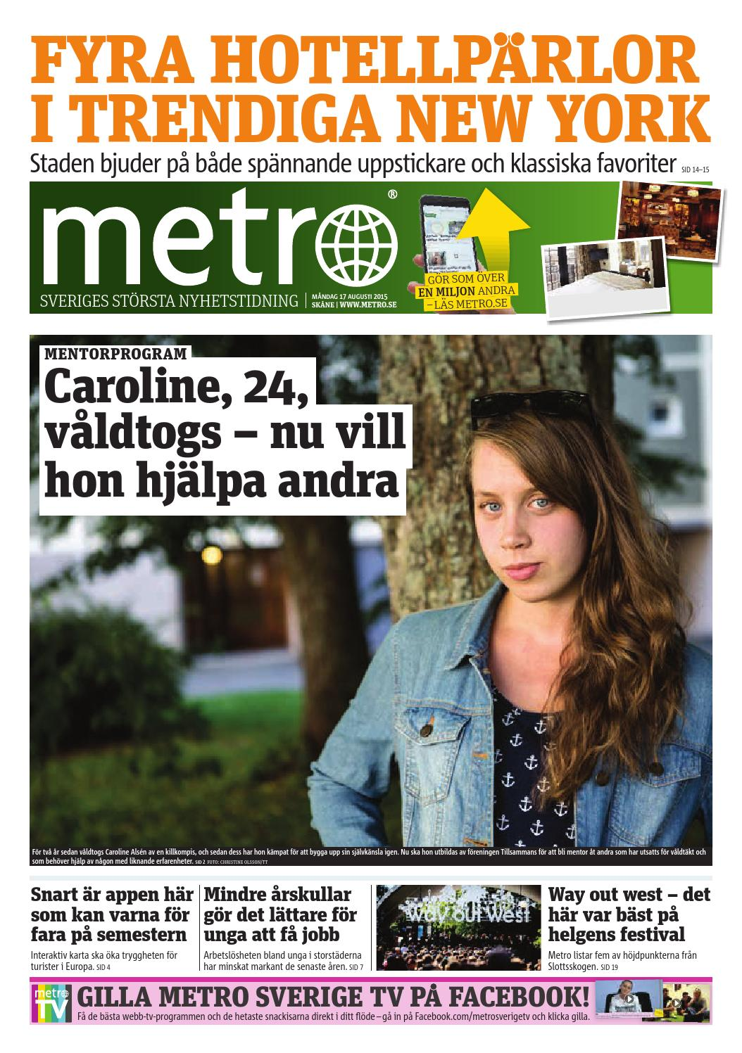Philippa magnusson valjer tre 2011 01 07