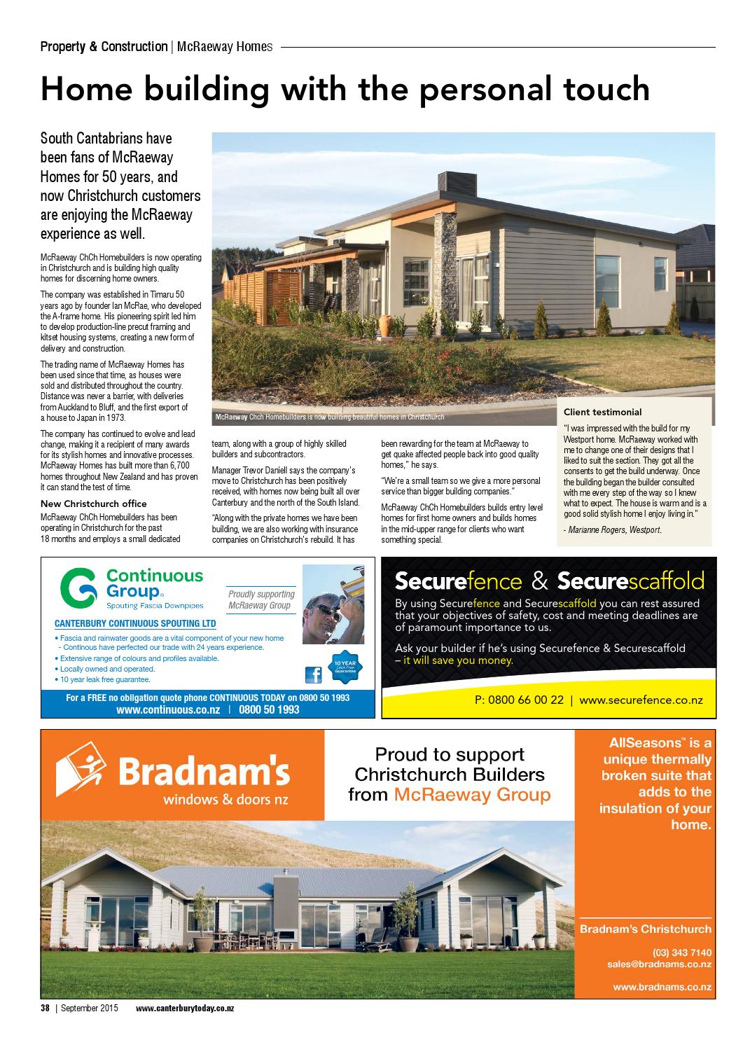 canterbury today magazine ct134 by academy group issuu