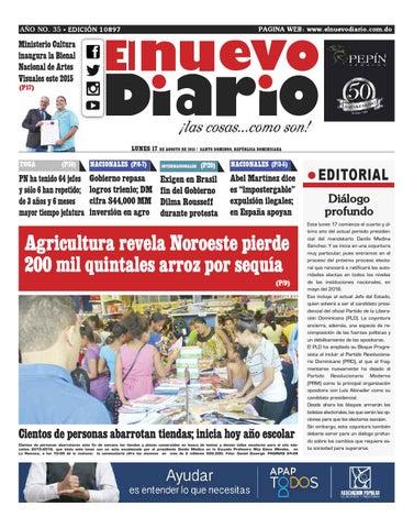 El Nuevo Diario By El Nuevo Diario Issuu