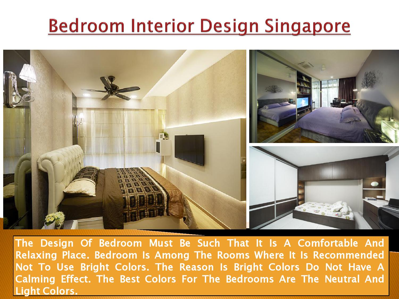 Bedroom Design Ideas Singapore by Singapore HDB Interior ...
