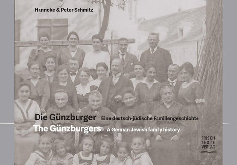 The Günzburgers A German Jewish Family History By Druckfrisch