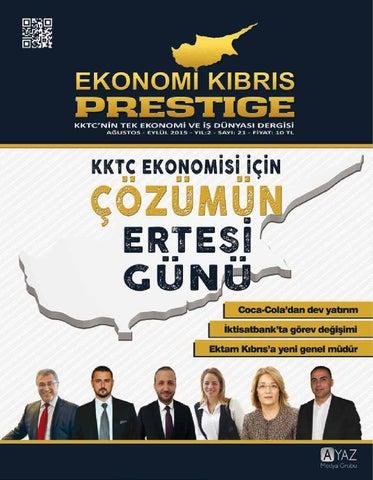 Ekonomi Kıbrıs Prestige 15 Ağustos 2015 By Ayaz Medya Grubu Issuu