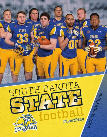 859d47fc4f5 Fb media guide 2015 by South Dakota State University Athletics - issuu