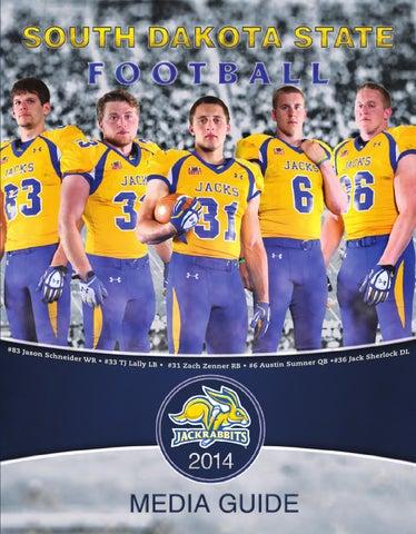 Fb media guide 2014 by South Dakota State University Athletics - issuu 3f377dc28