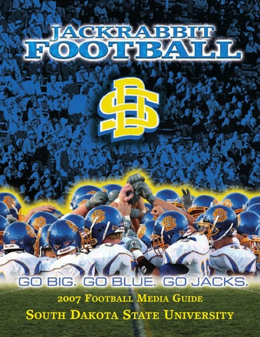 Fb media guide 2007 by South Dakota State University Athletics - issuu f7820d566