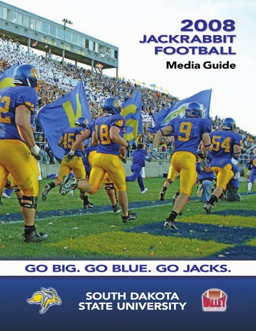 Fb media guide 2008 by South Dakota State University Athletics - issuu aa2f7da2f